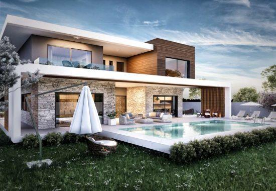 Guzelbahce Villa