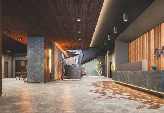 Hotel 1 - Concept Design