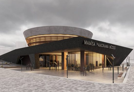 Manisa Panorama Museum - Concept Project