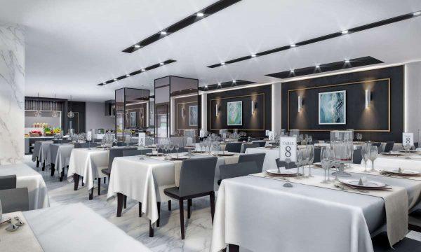 Sava Otel Cafe İç Mekan - Aydın