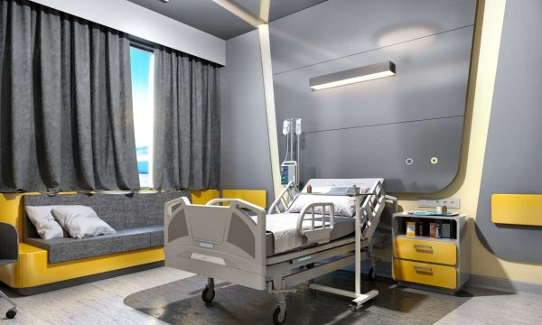 Tınaztepe Galen Hastanesi İç Mekan - İzmir