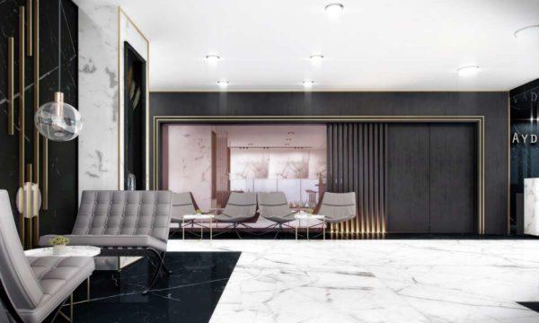 Sava Otel İç Mekan Tasarım - Aydın