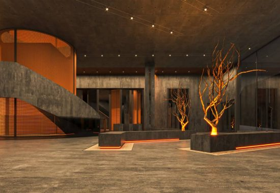 Manisa Panorama Müzesi - Konsept Proje