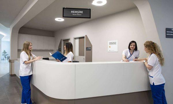 Tınaztepe Galen Hastanesi - İzmir