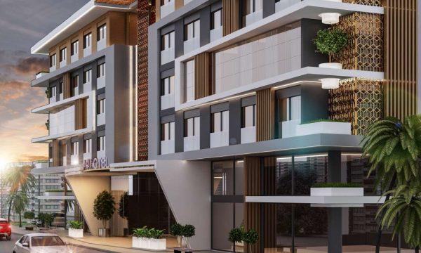 Akar Otel Mimari - Balıkesir
