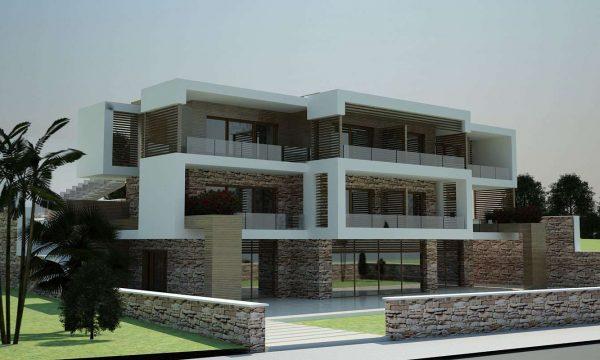 Ayvalık Otel Mimari - Balıkesir