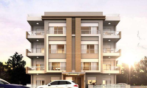 Şensoy Apartmanı Konut Mimari - Balıkesir